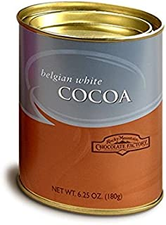 product image for Belgian White Cocoa Tin 2 Pack