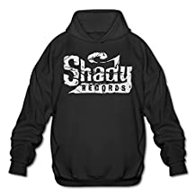 Maria MensPrintings Pullover Sweatshirt Hoodie Eminem Shady Records Single
