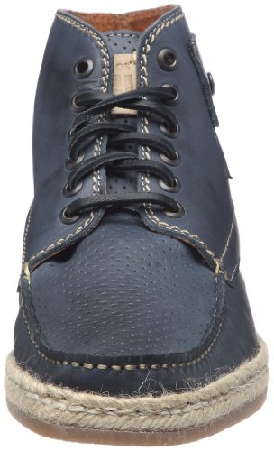 Roos Red Ramses, Unisex Adults' Trainers Blue - Blau (Blue 420)