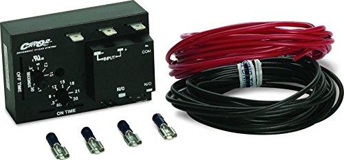 Design Engineering 080203 CryO2 Cryogenic Adjustable Timer Switch