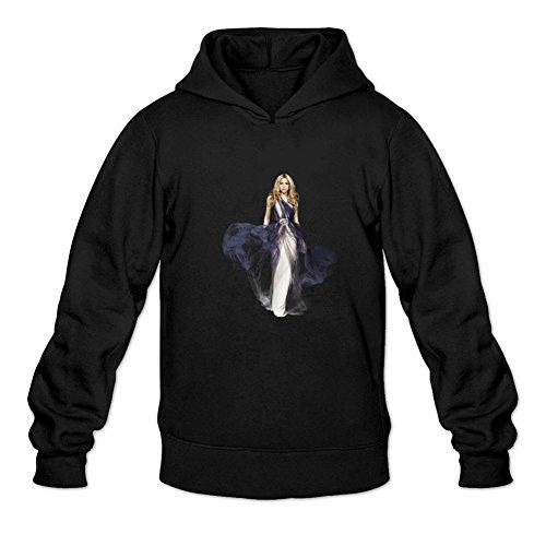 Reder Men's Shakira Sweatshirt Hoodie XXL Black ()
