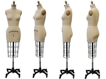Roxy Display ST-SIZE10 #601 Professional Dress Form