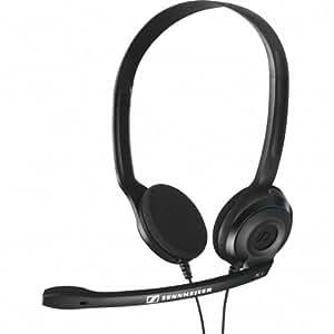 Sennheiser PC 3 CHAT - Micro-auriculares supraurales de tipo diadema estéreo