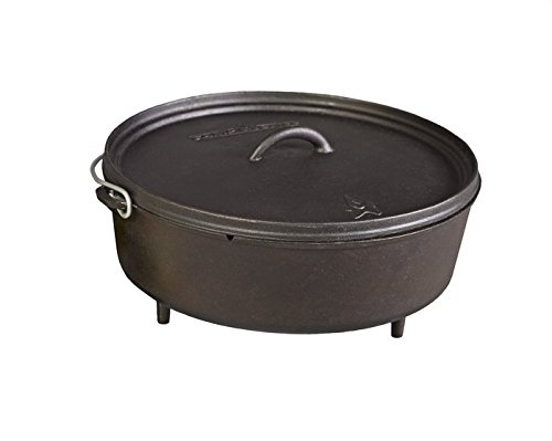 - Camp Chef SDO14 Pre-Seasoned Cast Iron 14