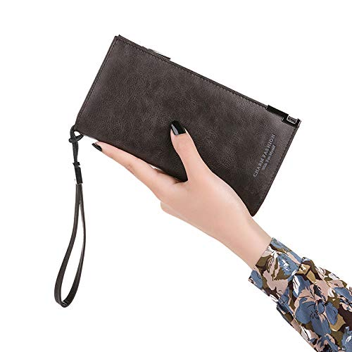 Amazon.com: DZX Womens Wallet/Purses Multi Credit Card ...