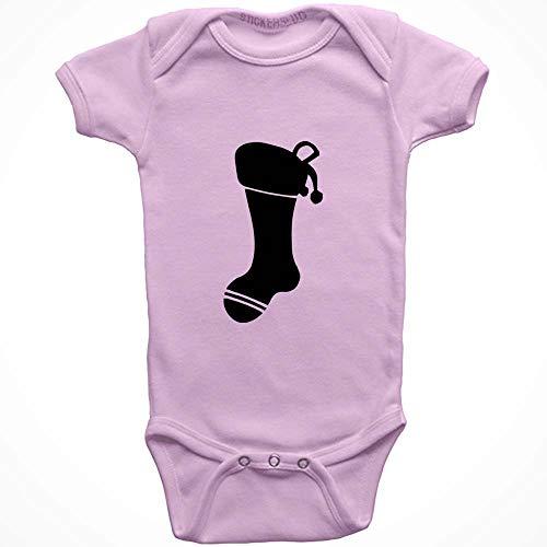 Stocking Onesie Baby Clothes Jumper (Pink, 24 Month) b20837 -