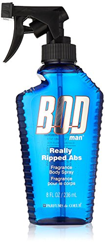 BOD MAN Abs Fragrance Body Spray