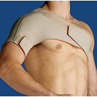 product image for Core Products 86230 Swede-O Thermoskin Sports Shoulder Support, X-Large, Beige