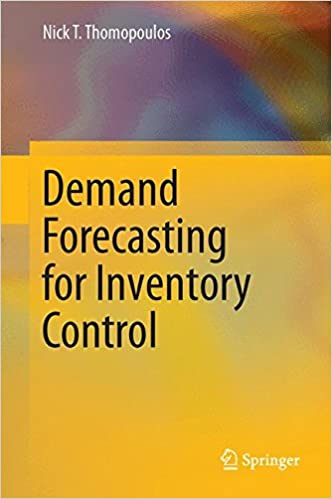 Book Demand Forecasting for Inventory Control