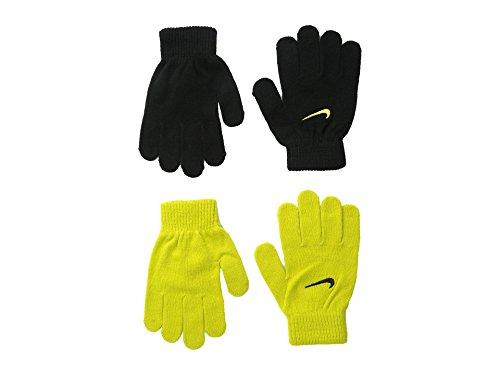 Nike 2-pack Gloves Set Black/high Voltage