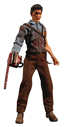Mezco Toys One:12 Collective: Evil Dead 2 Ash Williams Action Figure