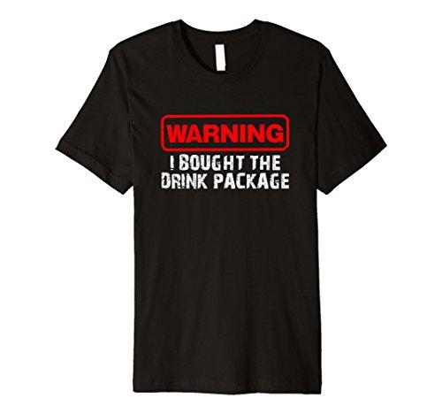 Funny Cruise Ship Vacation Shirt   Warning I Bought
