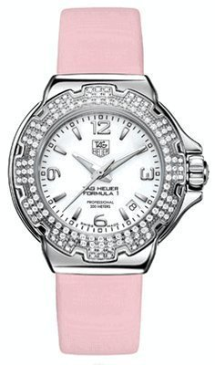 NEW TAG HEUER FORMULA 1 LADIES WATCH WAC1215.BC0841
