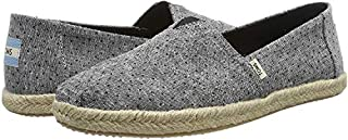 TOMS Women's Alpargata on Rope Black Tiny Chambray Dots On Rope 8 B US (B07GH4BDZX) | Amazon price tracker / tracking, Amazon price history charts, Amazon price watches, Amazon price drop alerts
