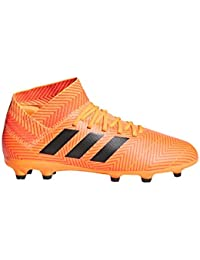 Kids Nemeziz 18.3 Firm Ground Soccer Shoe