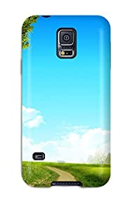 Snap-on Case Designed For Galaxy S5- Beautiful S