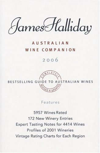 James Halliday's Wine Companion 2006 (James Halliday's Australian Wine Companion)