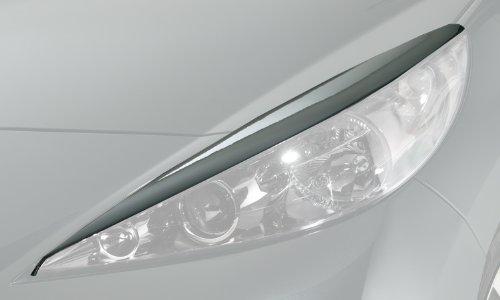 Head light spoilers Peugeot 207 2006- (ABS) RDX Racedesign RDSB074