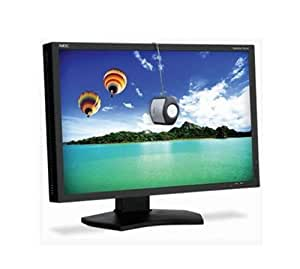 NEC PA242W-BK 24.1 Negro - Monitor (1920 x 1200 Pixeles, LED, IPS, 1920 x 1200 (WUXGA), 1000:1, 16:10)