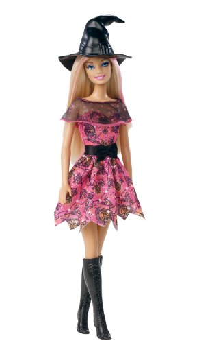 Barbie 2012 Halloween Barbie Doll]()