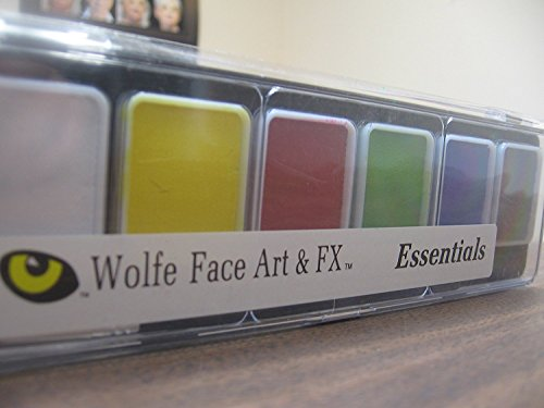 Wolfe Palettes Essentials 6 colors product image