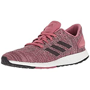 adidas Women's Pureboost DPR Running Shoe, Trace Maroon/Carbon/Ash Pearl, 8 M US