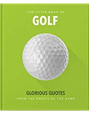 Little Book of Golf: Glorious Quotes from the Greats of the Game