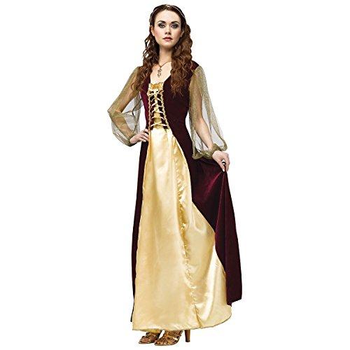 Adult Juliet Costumes (Juliet Costume - Medium/Large - Dress Size 10-14)