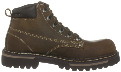 Skechers Cool Cat Bully II - Botas para hombre Marrón (Marrone (Braun/CDB))