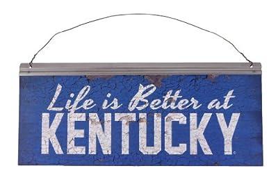 Life is Better at Kentucky Tin Sign