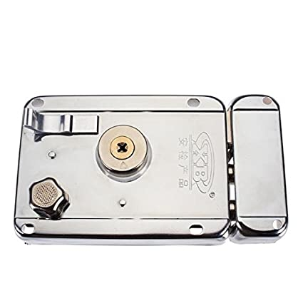 Amazon.com: Exterior Door Locks Security Anti-theft Lock Multiple Insurance Lock: Computers & Accessories