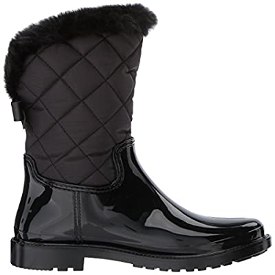 Kate Spade New York Women's Reid Snow Boot, Black, 6 Medium US | Snow Boots