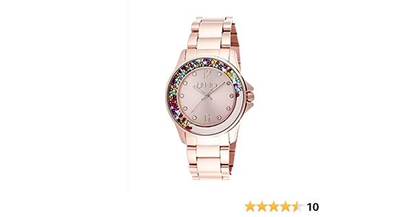 Meloso Adolescente El extraño  Reloj - Liu Jo - para Mujer - LJW-TLJ1004: Amazon.es: Relojes