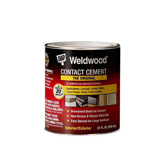 Dap 00272 Original Contact Cement Qt Raw Building Material, Tan