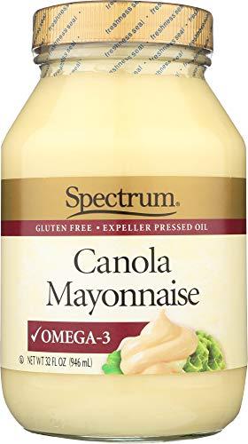 (Spectrum (NOT A CASE) Canola Mayonnaise)