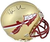 Bjoern Werner Florida State Seminoles Autographed Riddell Mini Helmet - Fanatics Authentic Certified