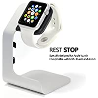 Apple Watch Stand-Tranesca Apple charging stand for 38mm and 42mm Apple watch ( Must have Apple watch Accessories)