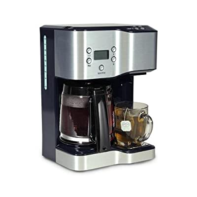 Hamilton Beach Brands 49988 Flex Brew Coffee Maker With Hot Water System, Single Serve