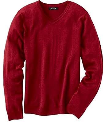 Liz claiborne apt 9 mens merino wool blend sweater size for Liz claiborne v neck t shirts