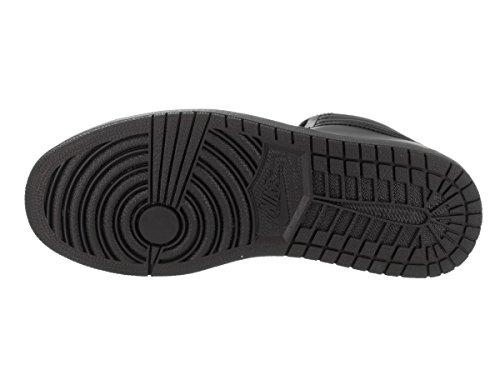 Nike Heren Jordan Erfgoed Synthetische Trainers Zwart / Gym Rood / Antraciet