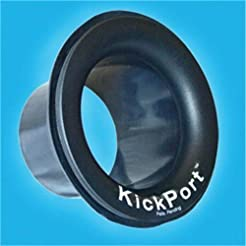 Kickport Bass Drum Heads (DSKP2BL)
