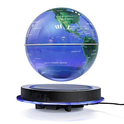 Magnetic Floating Levitation Illuminated Education