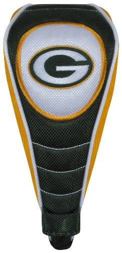 Green Golf Headcover Single - Team Effort Green Bay Packers Fairway Headcover