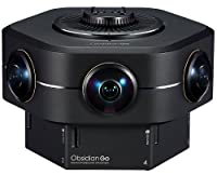 KanDao Obsidian GO – Your First Professional 4K/8K 3D 360 VR Camera from Obsidian GO