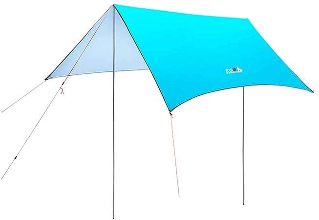 Outdoor tent Carpas para Exteriores, Toldos Grandes, ProteccióN Solar Ultraligera, Carpas A Prueba De Lluvia, PéRgola para Exteriores, Aptas para Actividades De Playa, Excursiones, Etc.: Amazon.es: Hogar