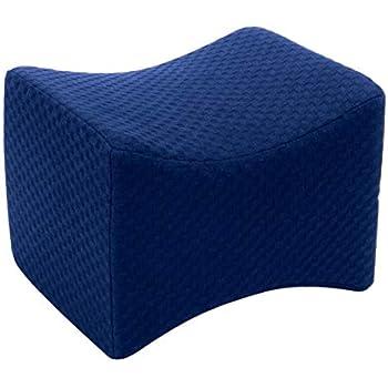 Amazon Com Orthopedic Knee Pillow For Side Sleepers