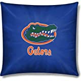 The Northwest Company NCAA Florida Gators Official 15'' Toss Pillow