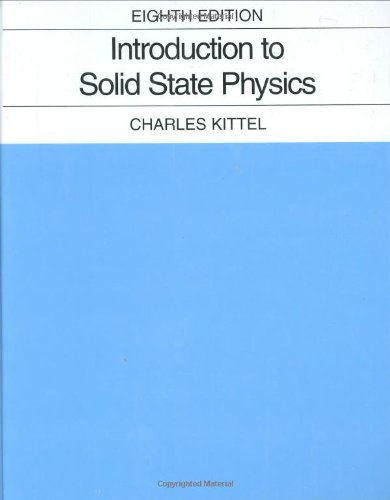 Intro.To Solid State Physics