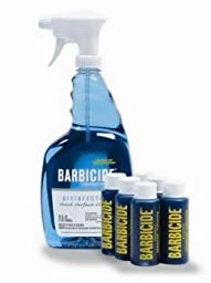 Barbiside 51607 51607- Spray Disinfectant With Bullets