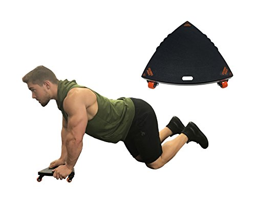 Core Coaster - Ab, Core and Total Body Exercise System (Single) by Core Prodigy